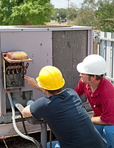 hvac repair athens